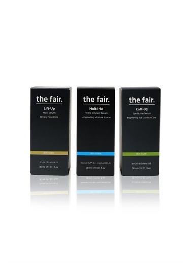 The Fair the fair. Sıkılaştıcı & Nem Destekli Yüz ve Göz Çevresi Peptit Set- Back to Form Renksiz